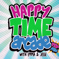 Happy Time Arcade (Mondays) Streaming Live