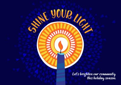 United Way's Shine Your Light Holiday Campaign