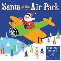 Santa at the Air Park