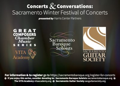 Concerts and Conversations: Sacramento Winter Fest...