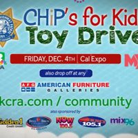 CHiP's for Kids Toy Drive