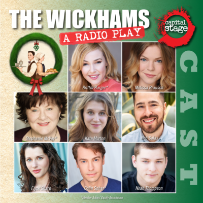 The Wickhams: Christmas at Pemberley, A Radio Play