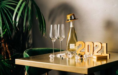 New Year's Eve at Home with Allora