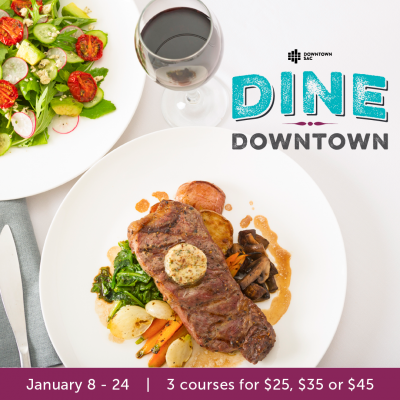 Dine Downtown 2021