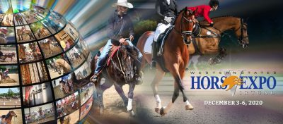 Western States Horse Expo Virtual Event