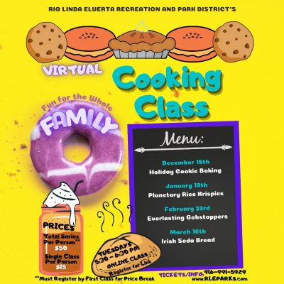 Family Virtual Cooking Class