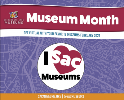I Heart Museum Month