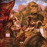 Todd Schorr: Atomic Cocktail (Museum Currently Closed)