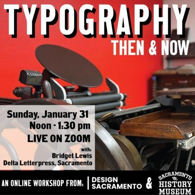 Typography: Then and Now