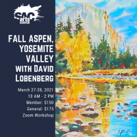 Fall Aspen, Yosemite Valley with David Lobenberg