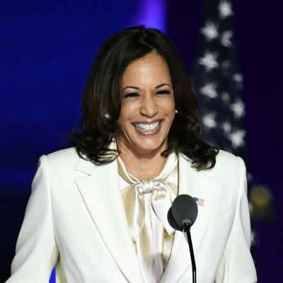 Kamala Harris: First, But Not Last
