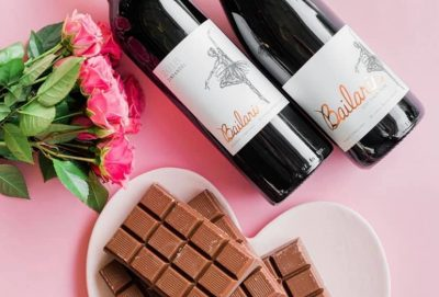 Paring Event with Winemaker William Weese and Chocolatier Ramon Perez