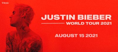 Justin Bieber: World Tour 2021