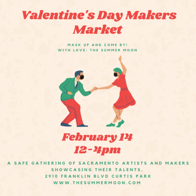 The Summer Moon Makers Market