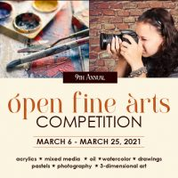 9th Annual Open Fine Art Competition Show