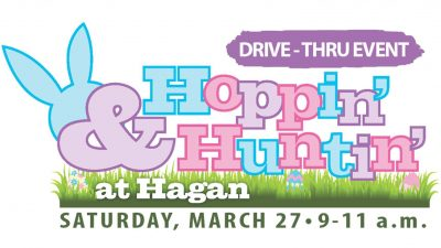 Hoppin' and Huntin' at Hagan (SOLD OUT)