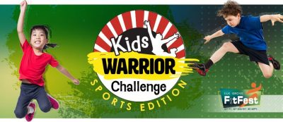 Kids Warrior Challenge: Sports Edition