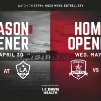 Sacramento Republic FC vs. Real Monarchs SLC Season Friendly