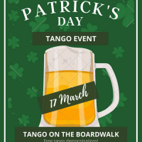 St. Patrick's Day Tango Event