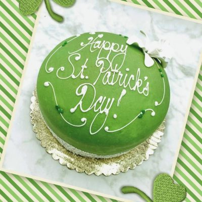 St. Patrick's Day Menu from Ettore's