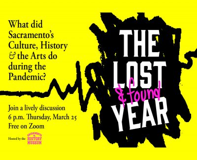 The Lost and Found Year