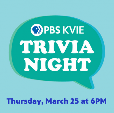 PBS KVIE Virtual Trivia Night