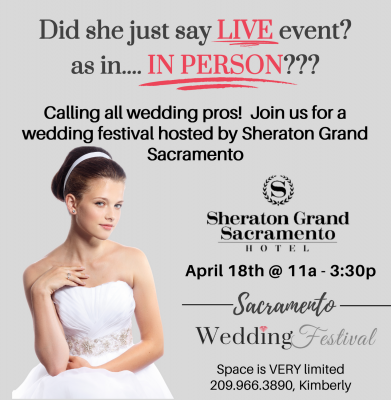 Sacramento Wedding Festival