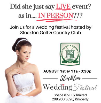Stockton Wedding Festival