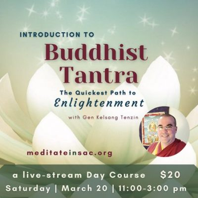 Introduction to Buddhist Tantra: The Quickest Path to Enlightenment