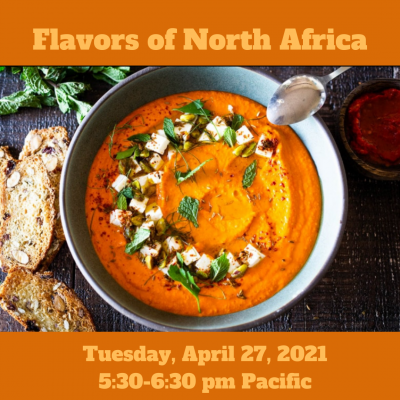 Flavors of North Africa