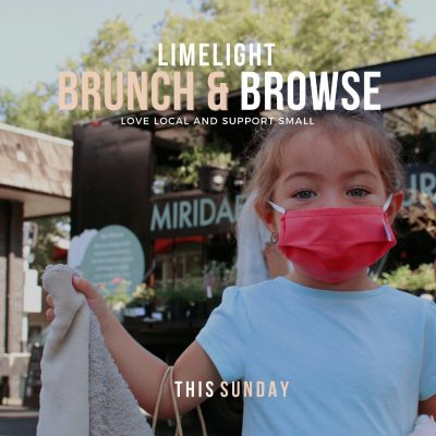 Limelight Brunch and Browse