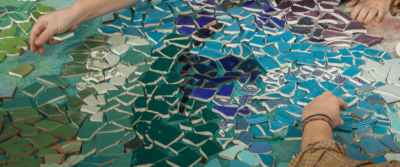 Mosaic Workshop for Veterans and Families