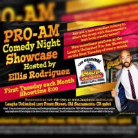 Pro-Am Comedy Night Showcase