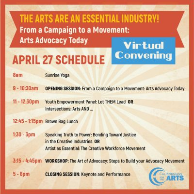 The Arts are an Essential Industry Virtual Conveni...