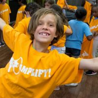 Amplify! Creative Writing Summer Camp