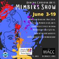 Rancho Cordova Arts Members Show