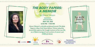 Grace Talusan's The Body Papers Book Discussion wi...