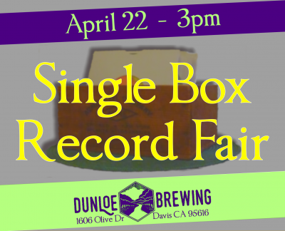 Single Box Record Fair