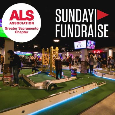 Sunday Fundraise with ALS