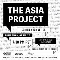The Asia Project: Spoken Word Artist