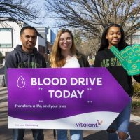 Sacramento State Blood Drive Community Event