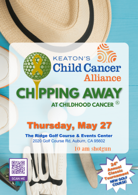 Chipping Away At Childhood Cancer Golf Tournament