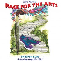 Race for the Arts 5K, Kids Fun Run and Arts Festival