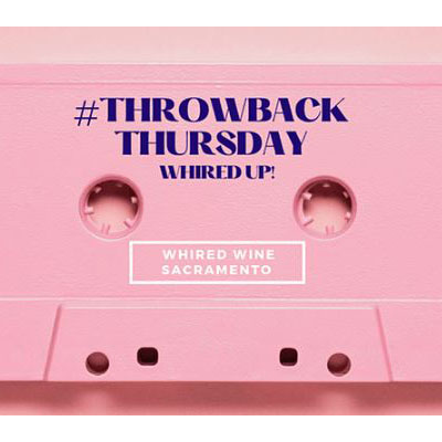 Throwback Thursday at WHIRED Up