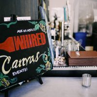 WHIRED Canvas Events (Paint and Sip)