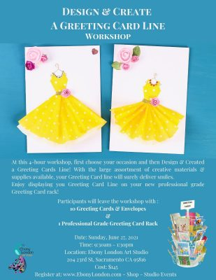 Design and Create A Greeting Card Line Workshop