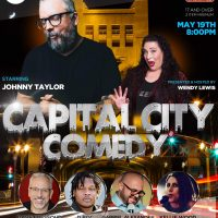 Capital City Comedy presented by Wendy Lewis