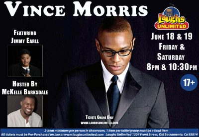 Vince Morris featuring Jimmy Earll