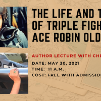 Author Lecture with Christina Olds