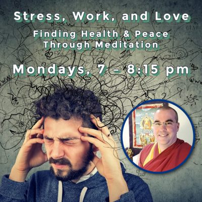 Stress, Work, and Love: Finding Health and Peace t...